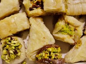 Los dulces árabes deSalamat