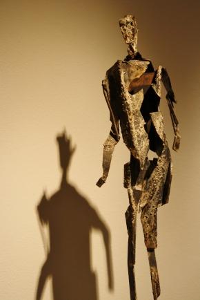 Assem Al Bacha: Esculturas de dolor yrebeldía