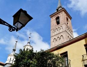 Torre mudéjar de San Nicolás de losServitas