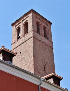 Torre mudéjar de San Pedro elViejo