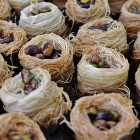 Los dulces árabes deTrabolsi