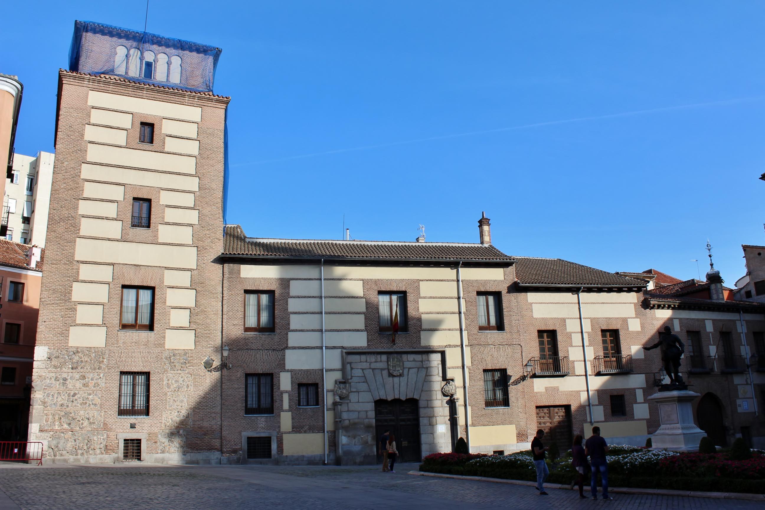 Casa y torre mud jar de los lujanes madridmayrit - Casa de labranza madrid ...