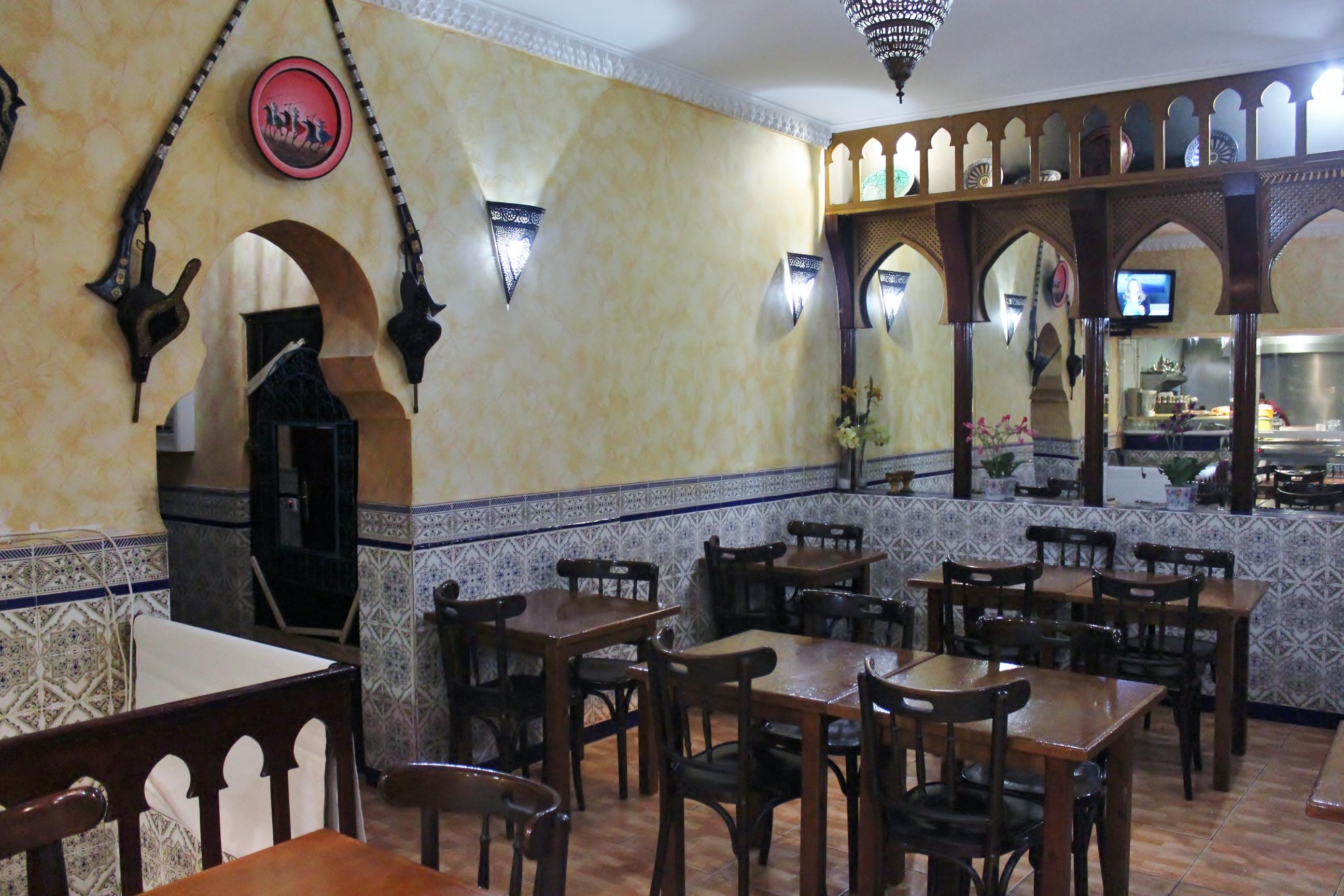 Restaurante Marroqu Al Yaouhara Madridmayrit