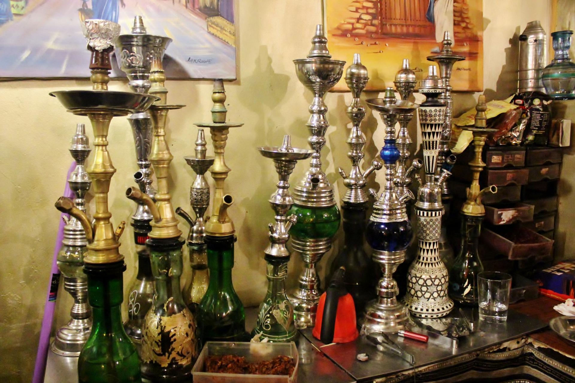 teteria arabe madrid