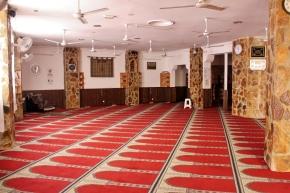 Mezquita Baitul Mukarram deLavapiés