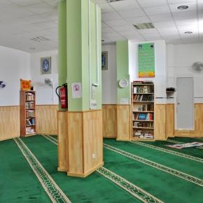 Mezquita pakistaní deLavapiés