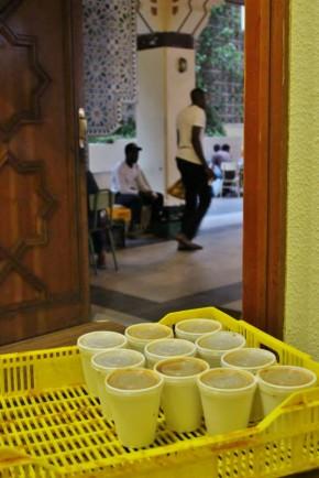 Iftar de Ramadán enMadrid